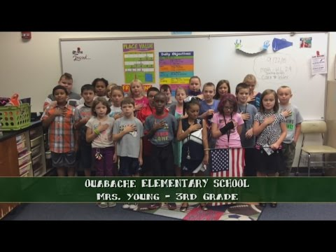 Ouabache Elementary School - Mrs. Young - 3rd Grade Class