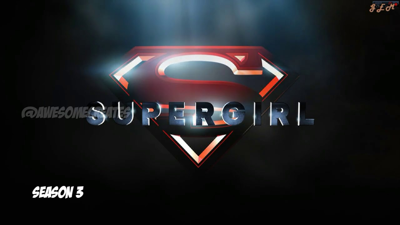 All Supergirl Title Cards Season 1-5