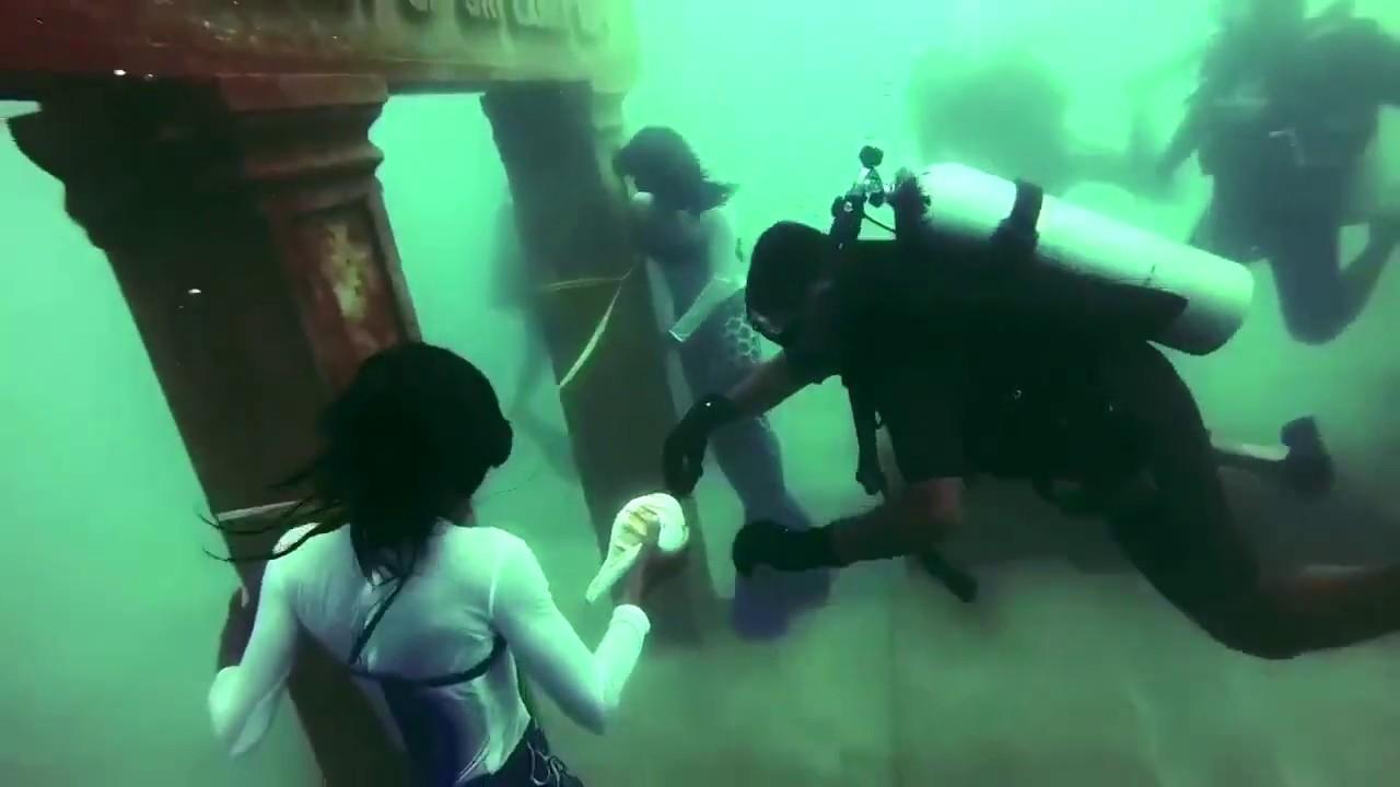 Primer museo bajo agua es inaugurado en Sri Lanka enl as costas de ...