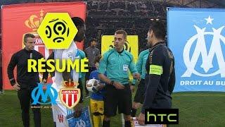 Olympique de Marseille - AS Monaco (1-4)  - Résumé - (OM - ASM) / 2016-17