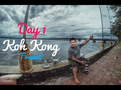 Day 1 In Cambodia / Koh Kong / Travel (Vlog27)
