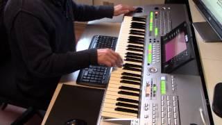 Video Varm Korv Boogie (Hot Dog Boogie)(Tyros Keyboard) download MP3, 3GP, MP4, WEBM, AVI, FLV September 2018