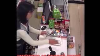 Как обманывают кассиров в супермаркетах