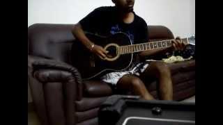 nenjukulle Kadal guitar cover