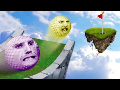 RIDICULOUS HOLE IN 1'S! | Golf It! [Ep 6]