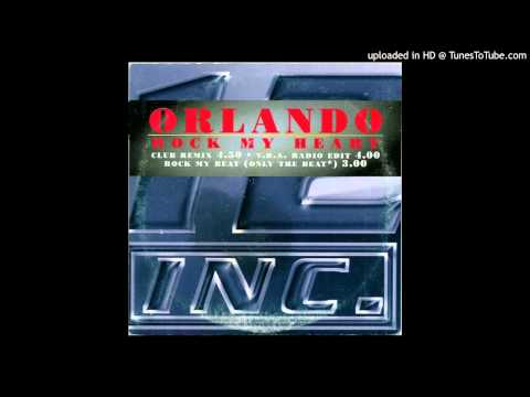 Orlando - Rock My Heart (VDA Radio Edit)