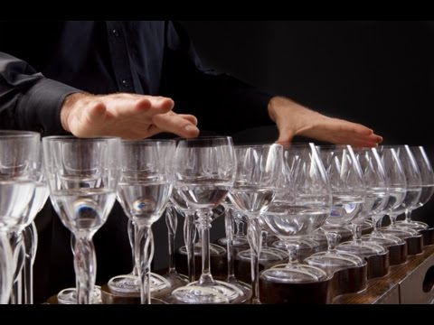 Rondo alla Turca Turkish March on Glass Harp  Mozart K331