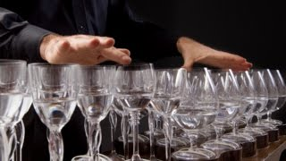 Rondo alla Turca (Turkish March) on Glass Harp - Mozart K331