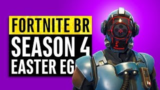 Fortnite Battle Royale | Season 4 Easter Eggs, Memes and Story Recap