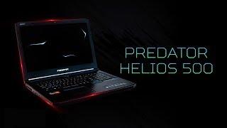 Predator Helios 500  теперь в России/Видео блог Анюта