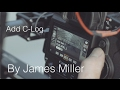 Upgrade your Canon DSLR to HDR with James Miller's C-Log