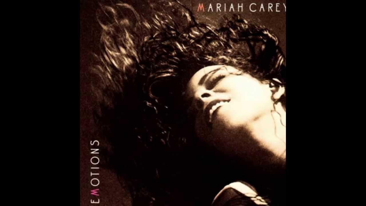 Mariah Carey - Emotions (LP Version) - YouTube