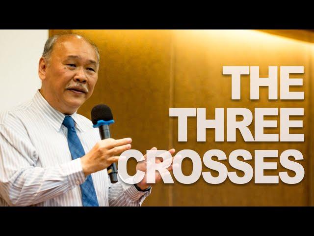 James: The three crosses