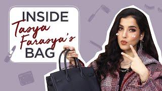 Inside Tasya Farasya's Bag! | Inside Her Bag