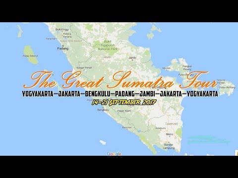 [teaser] THE GREAT SUMATRA TOUR: Yogyakarta—Jakarta—Bengkulu—Padang—Jambi
