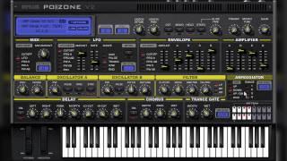 Image Line Poizone Part Six - Modulation, Arpeggiator & Trance Gate