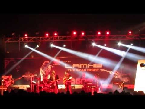 Aahatein Song Performed By AGNEE LIVE At IIT Bhubaneswar..