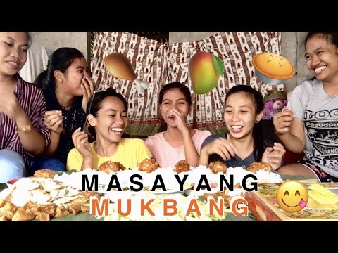 MUKBANG FT. EATING BALUT CHALLENGE (FOR THE FIRST TIME!!)