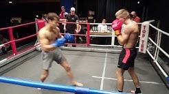 Technischer KO in der 2 Runde