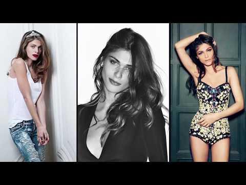 Super Model ELISA SEDNAOUI Style by Fashion Channel