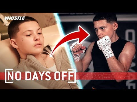 11-Year-Old Boxing Prodigy | Javon 'Wanna' Walton Training & Workouts