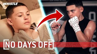 11-Year-Old Boxing Prodigy | Javon