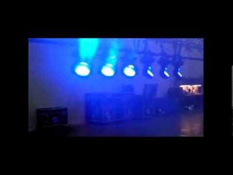 Demo: Martin MAC 301 LEDs