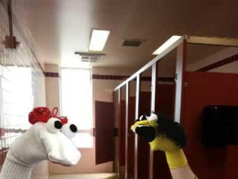 Kindergarten Pbs Bathroom Procedures Youtube