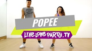 Popee by Francesca Maria | Zumba Fitness with Marlex and Kristie | Live Love Party