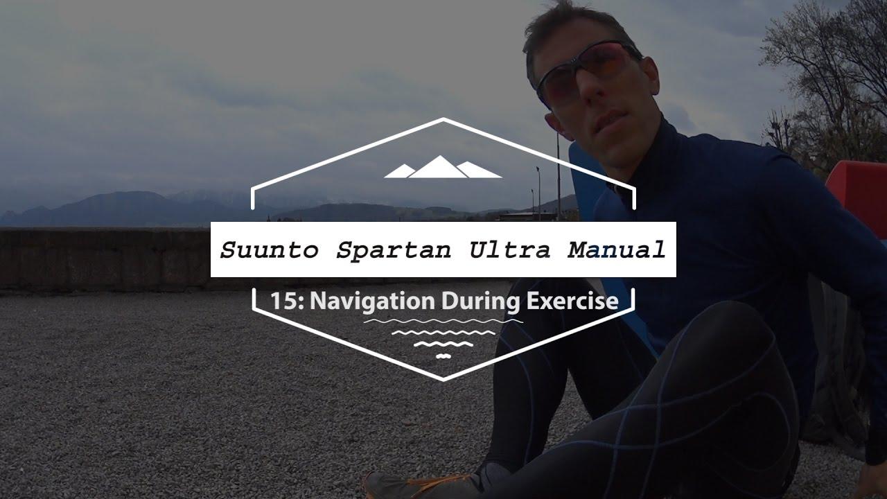 suunto spartan how to turn off