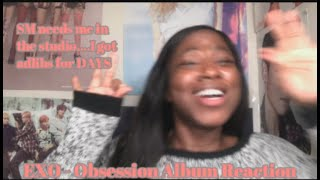 Baixar EXO - Obsession The 6th Album Reaction [FIRST LISTEN]