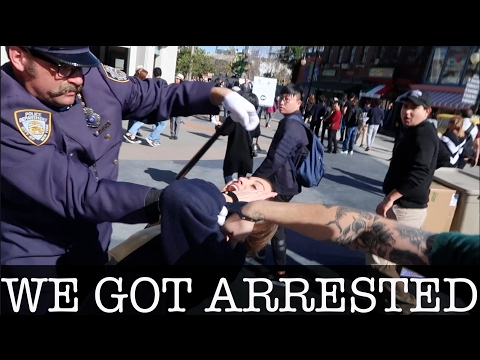 COUPLE HANDCUFFED FOR 24 HOURS!!