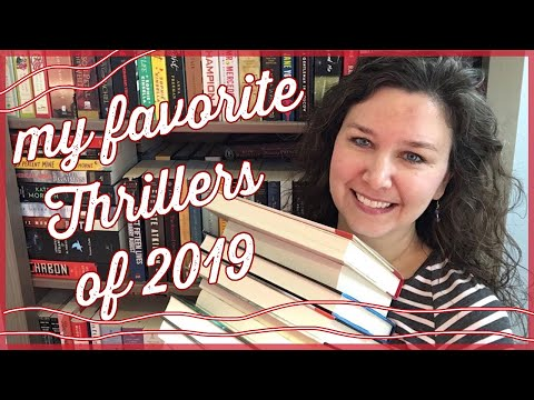 The Best Mystery/Thrillers I Read in 2019 📚🎉