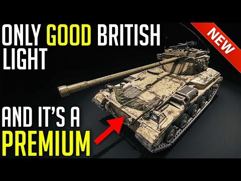 FV1066 SENLAC Premium - How British LTs Should Be ► World of Tanks Update 1.6 Patch Review