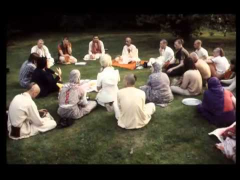 Give up these Bad Habits and Chant these Beads, Hare Krishna Mantra - Prabhupada 0198