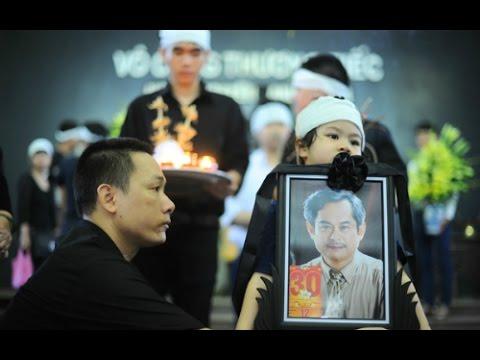 [Video] Đám tang Nghệ sĩ Ưu tú Nguyễn Anh Dũng