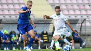 Молодь. «Карпати» U-21 – «Динамо» U-21 – 1:3