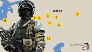 Rusia Prepara a sus Mejores Hombres para el Mundial de Football 2018