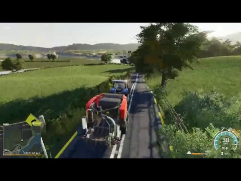 FS19 on PC Eire Ireland (wip map)