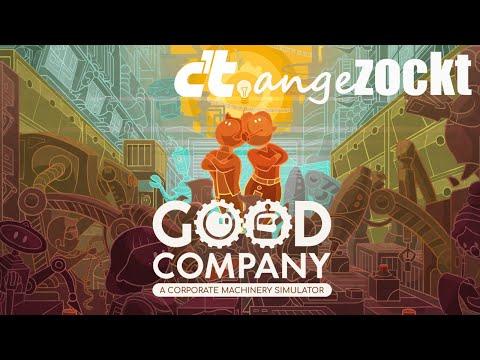 Angezockt: Good Company – Von Der Garagen-Firma Zum Tech-Giganten