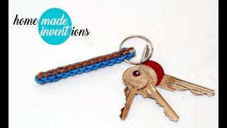 How to make unique keychain from wire ( RETRO STYLE - 80´)