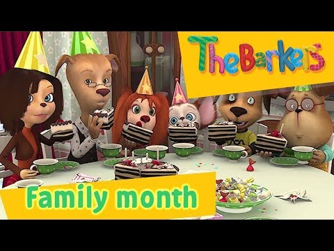 The Pooches - Barboskins - Family month [HD]