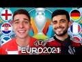 EURO 2021 MATCHDAY 1 & 2 PREDICTION