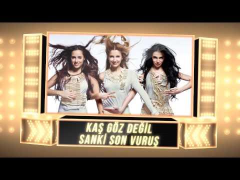 Grup Hepsi - Sarmaş Dolaş (Lyric Video)