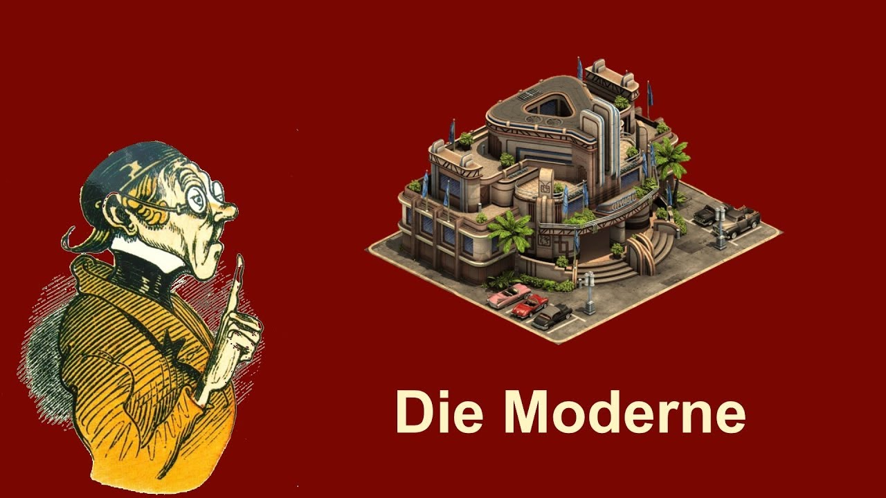 foe karte moderne FoETipps: Die Moderne in Forge of Empires (deutsch)   YouTube