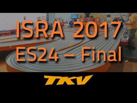 Slot Car Worlds – ISRA 2017 – Eurosport 1/24 Final