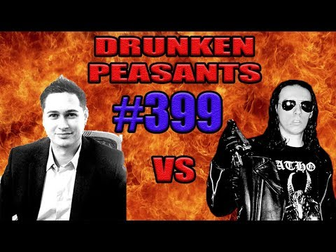 Kyle Kulinski vs Razorfist - Drunken Peasants #399