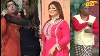 Zafri Khan | Khushboo | Anjuman | Amanat Chan | Iftikhar Thakur | Non Stop Comedy