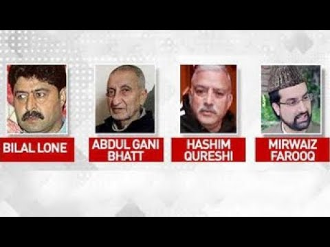 Left, Right & Centre   Centre Withdraws Security For Separatists