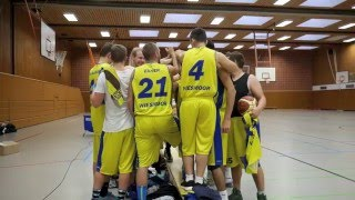 Wiesmoor Flyers Highlights (vs. Oestringen Timberwolves - 109:35)